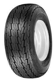 O.E.M. White Tire/Wheel Assembly - LP Tire Tires