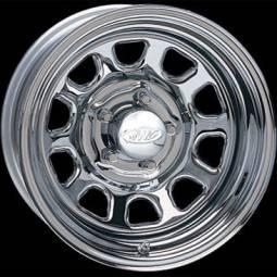 50 - Chrome Daytona Tires