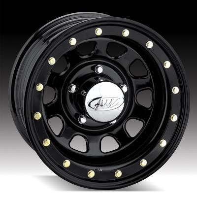 54 - Black Daytona w/Beadlock Ring Tires