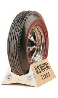 US Royal Dual Redline Tires