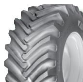 Harvester - TR137 Tires