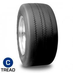 Muscle Car Drag - Design C Tires